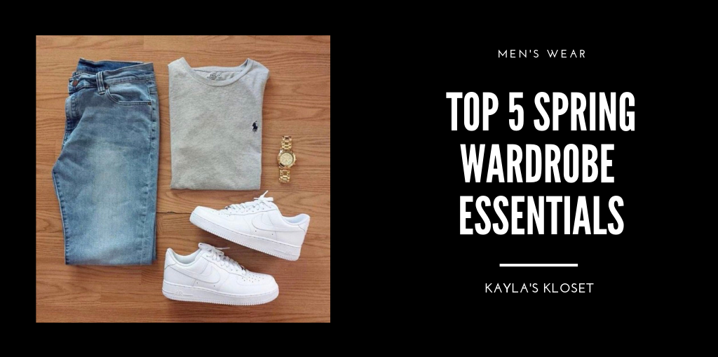 6dbae13c462e7 Whether your revamping your entire wardrobe or just filling in the gaps  here are our top 5 essentials we think every man should have to keep their  style on ...